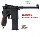 Pistolet à billes acier  LEGENDS C96 FULLMETAL «  Airguns »
