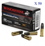 Cartouches 22LR SUBSONIC  Winchester  X50