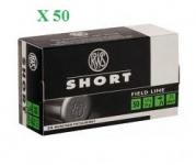 Cartouches 22LR  RWS SHORT X 50
