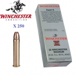 Cartouches 22  Winchester Magnum  X250