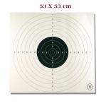 Cible Carton C50 -  53 X 53