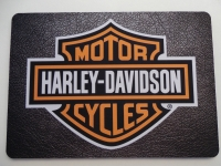 Tapis de souris « Harley Davidson »