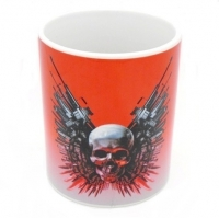 Mug  EXPENDABLES RED