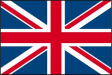 Drapeau nylon Angleterre   de 150 x 90