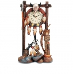 Horloge Ok Corral Tomahawk