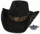 Chapeau Western Scarlett