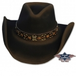 Chapeau Western Bullet