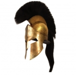Casque Spartiate Roi LEONIDAS