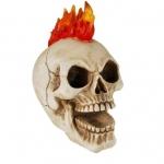 Crâne tête de mort PUNK
