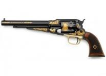 Revolver à poudre noire REMINGTON 1858 Buffalo Bill Commemo