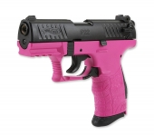 Pistolet  WALTHER  P22Q Wildberry Rose (Réplique)