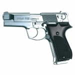 Pistolet  WALTHER  P88 Nickelé Chrome (Réplique)