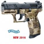 Pistolet WALTHER  P22Q   KRYPTEK CAMO (réplique)