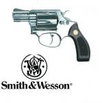 Revolver  S & W  SHIEFS Spécial  Nickelé Chrome (Réplique)