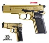 Pistolet Browning  Mod. GPDA 9 Gold
