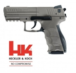 Pistolet  P30 FDE à Blanc  couleur Désert  Cal. 9mm (Réplique)
