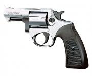 Revolver Compétitive Nickelé Chrome (Réplique)