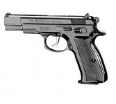 Pistolet Auto 75 Bronze (Réplique CZ)