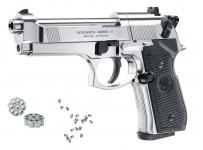 Pistolet à plombs Beretta M92 FS  CHROME