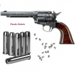 Revolver  COLT  S.A.A45  Finition Antique