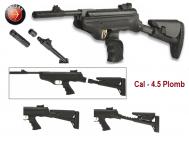 Pistolet Hatsan Mod.25 Supercharger  avec cross tactical /  Cal. 4.5 mm