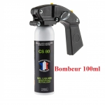 Bombeur Anti-Agression GEL CS80  100 ml