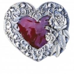 Boucle de Ceinture Cœur