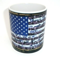 Mug drapeau américain guerre