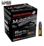 Cartouches 22LR  M22 Winchester  X 500