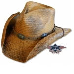 Chapeau Western Red Rock