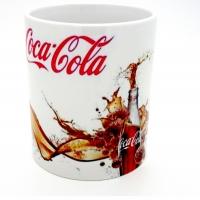 Mug  Coca Cola éclaboussure