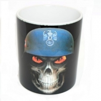 Mug Skull / Svastika