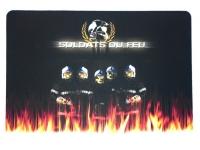 Tapis de souris  Pompier «Soldat du feu »