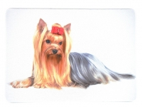 Tapis de souris « Yorkshire Terrier »