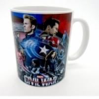Mug Civil War Affiche