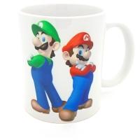 Mug  Mario et Luigi