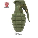 Grenade Quadrillé US  MK 2  Verte