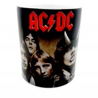 Mug AC DC le groupe