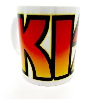 Mug KISS logo couleur