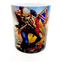 Mug Iron Maiden the trooper