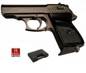 Pistolet de défense à blanc  Mod. Lady fumé