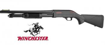 Fusil à pompe Winchester   SXP defender rifled  Cal 12/76
