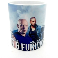 Mug Fast and furious 8
