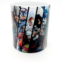 Mug Assassin's creed multiple