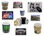 16 - Mugs & Tapis de souris