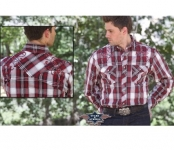 Chemise Western Kevin