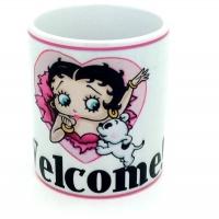 Mug Betty Boop Welcome