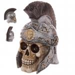 Crane tête de mort  Casque Centurion