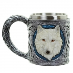 Chope  Loup blanc de 11 cm