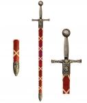 Epée Templière croisade de 112 cm